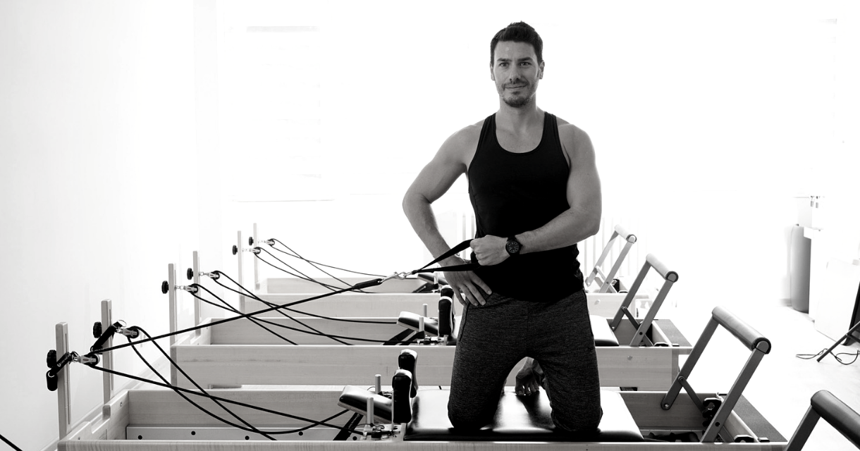 Akin Saatchi – From Injured Elite Athlete to Pilates Business Owner