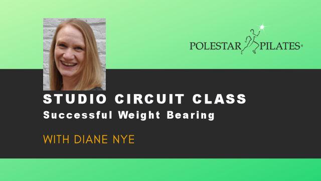 Studio Circuit Class with Diane Nye