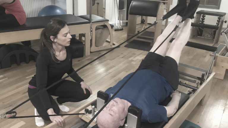 The Benefits of Pilates for Seniors