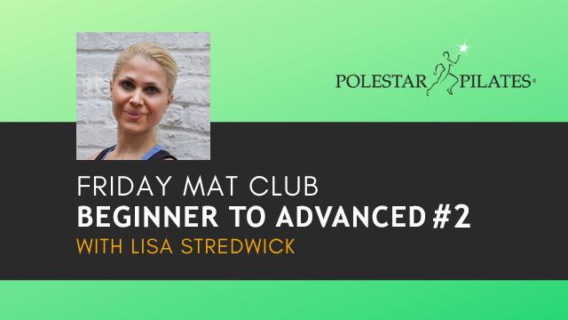 Friday Mat Club with Lisa Stredwick