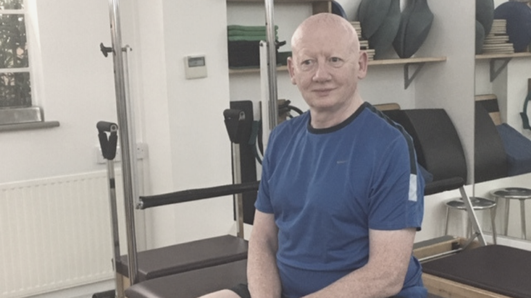 Pilates for Back Rehabilitation, Alan's Story