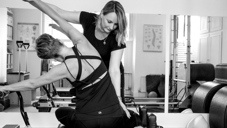 How I Went From TV Studio Manager to Pilates Business Owner with Polestar UK
