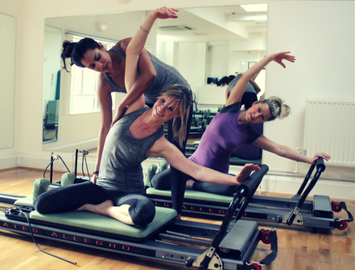 Moss Pilates, Shoreditch