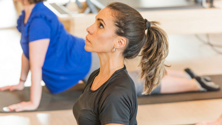 Pilates or High Intensity Training?